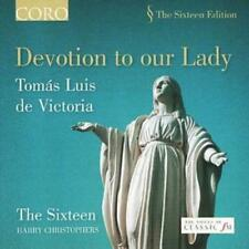 Tomas Luis de Victoria : Devotion to Our Lady (Christophers, the Sixteen) CD