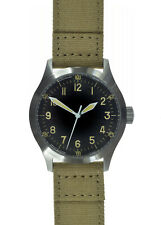 MWC A-11 A Classic 1940s Pattern WW2 USAAF Aircrew Watch with Hybrid Movement