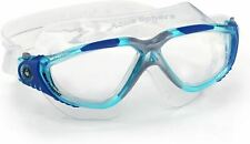 Aqua Sphere Vista Unisex Open Water Swimming Mask - Leak Resistant - Adult