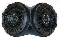 """Select Increments 1955-2006 Jeep Cj Yj Tj Wrangler Sky Pod 4"""" Kicker Speakers !"""