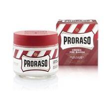 Proraso Pre & Post Shaving Cream for Coarse Beards 100ml Red Sandalwood and Shea