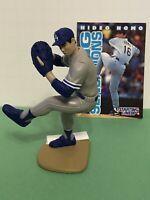1996 Hideo Nomo Starting Lineup Baseball figure Card toy LA Dodgers Japan