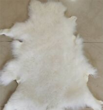 100% REAL Mongolian Sheepskin Rug Area Rugs Wool Carpets Long fur Rug