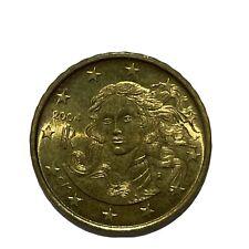 10 CENT 2004 EURO- ITALIA - RARO - 5.3.8