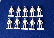 Subbuteo/Santiago. Set of 10 Type 2 Figures. Classic H/W style.