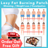 100X PATCHES SLIMMING PATCH SLIM BURN FAT BELLY DETOX WEIGHT LOSS DIET PADS
