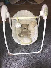 Unisex Mothercare Baby Swing/ Rocker