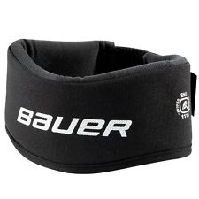 "Bauer NLP7 Hockey Protective ADULT Neck Guard Collar, BNQ Certified, 13.5""-17"""