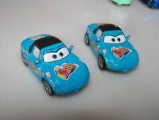 Disney Pixar Cars McQueen Fans Mia  Tia Diecast 1:55 Bundle Combine Post BLUE