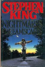 NIGHTMARES & DREAMSCAPES by Stephen King (1993) Viking HC 1st edition