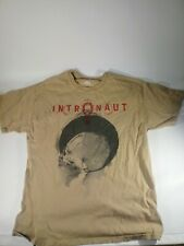 Intronaut T shirt , High on Fire,Pelican,Agalloch,Neurosis,Sleep,Om,Rwake Sz L