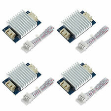TWO TREES® 4Pcs TL smoother Plus Addon Module  4Pcs Heat Sink Kit for 3D Printer