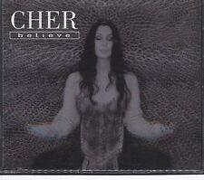Cher - Believe CD single 5 track rare remix 1998