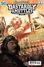 DASTARDLY AND MUTTLEY #6 (OF 6) SIENKIEWICZ VARIANT ED NM