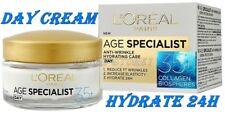 L'Oreal Paris Age Specialist 35+ Anti Wrinkle Moisturizing Day Face Cream  50ml