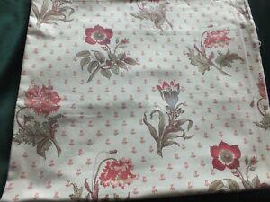 Vintage Laura Ashley Fabric - Kew Garden 2m x 116cm