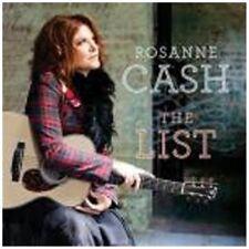 Rosanne Cash - The List NEW CD