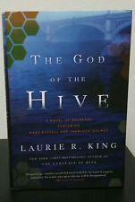 The God of the Hive by Laurie R. King -Signed 1st Hb. Edn.