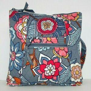 Vera Bradley Hipster Crossbody Bag Tropical Evening