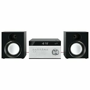 Ilive IHB227B Bt, Cd, Am/fm, Aux Home Music Sys.