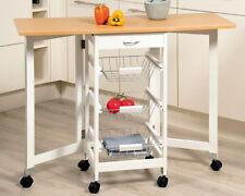 KESPER Küchenwagen Servierwagen Teewagen Bestellwagen Küchentrolley Rolltisch