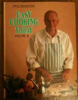 Easy Cooking II by Pol Martin (1990, Hardcover)