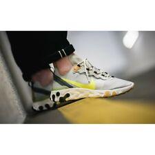 Nike React Element 55 Grey Volt BQ6166-009 - Nike - BQ6166-009