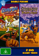 Scooby-Doo!: And the Samurai Sword / Arabian Nights  - DVD - NEW Region 4