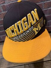 Michigan WOLVERINES New Era Snapback Adult Cap Hat