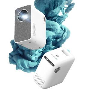 1080p Native 4500 Lumen Home Theater Video Projector HDMI WIFI Bluetooth Speaker