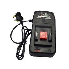 14.4V, 18V Li-ion Battery for Black & Decker Charger ASL146 EPL14 w UK Plug