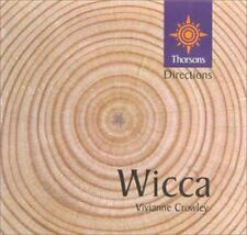 Thorsons First Directions : Wicca by Vivianne Crowley (2001, Hardcover)