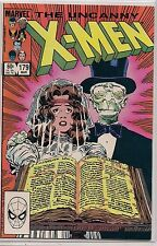 THE UNCANNY X-MEN=COPPER AGE MARVEL COMICS LOT of 5=#s 179-204-224-233-258=LOOK.