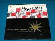 "Sesac : THE SAVOY ORCHESTRA ""Society Beat Vol. 2"" LP vinyl : N-4803/04 @ Jazz"