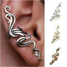Ear Cuff Ohrring Ohrstecker Ohrklemme Earring Strass Ohrclip Stud