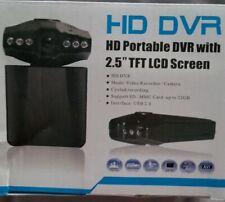 "HD DVR Portable 2.5"" TFT LCD Screen"