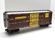 G Scale - Aristocraft - Armour Stock Express Stock Car Train!