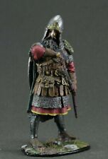 Painted Toy tin soldiers 54 mm. Russian Knight