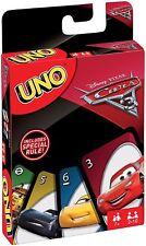 Mattel Uno Card Game - Cars 3