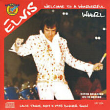 Elvis Presley - Welcome To A Wonderful Whirl - Digi Pk  CD - New & Sealed