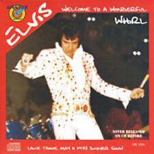 Elvis Presley - Welcome To A Wonderful Whirl - Digi Pk  CD - New & Sealed