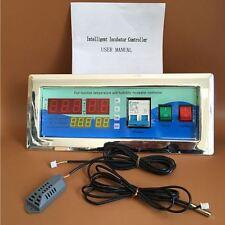Controlador para Incubadoras XM-18 Temperatura Humedad Ventilacion Volteo Luz