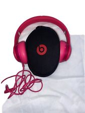 Beats by Dr. Dre Solo2 Wired On-Ear Headphones - Pink