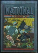 1995 Golden Age of Comics Trading Card #27 National Comics #18