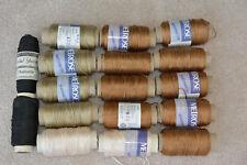 Sewing Knitting Novelty Yarn - Multi-piece LOT - CHEAP - FREE SHIP - MELROSE