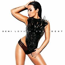 DEMI LOVATO CD - CONFIDENT [EXPLICIT](2015) - NEW UNOPENED - POP
