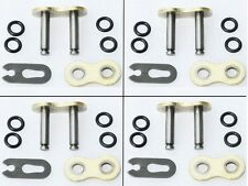 4x DID 530HV Motorcycle Chain Master Joint Links Clip Chip Type Joining link