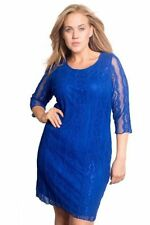 Scoop Neck Party/Cocktail Plus Size Dresses for Women