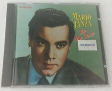 Mario Lanza: Be My Love (CD Album 1991) 24 Tracks: Serenade, O Sole Mio, Because