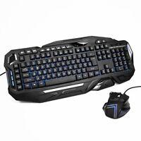 RED ~EMS NEW Nkeyboard Mechanic LED Keyboard Game Macro Key  Mechanical
